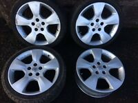 Astra Coupe SE2 Alloy Wheels