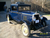 1930 Chevrolet Sport Coupe