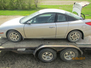 *REDUCED* Saturn SC2 - PARTS CAR