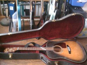 Ibanez v310TV Vintage Acoustic Guitar