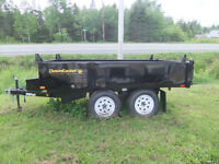 2016 DownEaster Dump Trailer 6x10..Lease now $129/month