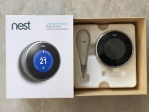 Nest Learning Thermostat Gen 2 Like New