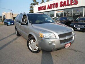 2008 Chevrolet Uplander 5DR EXT VAN AUTO NO RUST LOW KM PW PL PM