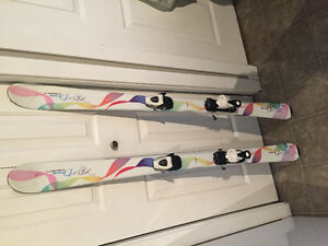 Youth skis 130cm