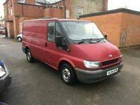 Ford Transit 2.0TDI ( 85PS ) 2004.75MY 260 SWB