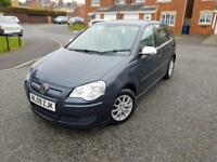 Volkswagen Polo 1.4TDI BlueMotion Tech 2009MY Blue Motion 1 fsh free tax
