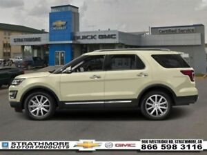 """2017 Ford Explorer Limited-Self Park-20""""-Alerts-Tech-Twin Panels"""