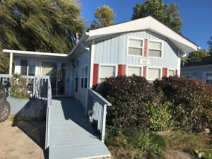 Check out this great mobile home located in Victoria Harbour!