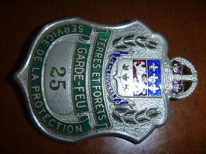 Badge d'uniforme de pilote d'avion CL-215 / CANSO 50$