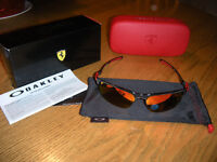 Brand New - Oakley Scuderia Ferrari Carbon Blade Sunglasses