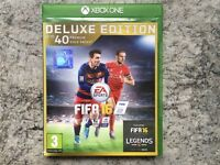 Fifa 16 deluxe edition X Box 1
