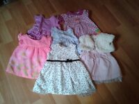 Girl Clothing 0-3 months