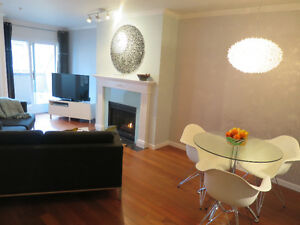 2 bedroom 2 bathroom suite in Kitsilano