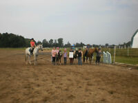 Horse Riding for kids of all ages!!