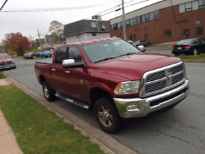 2012 Dodge Power Ram 2500 Larime Pickup Truck