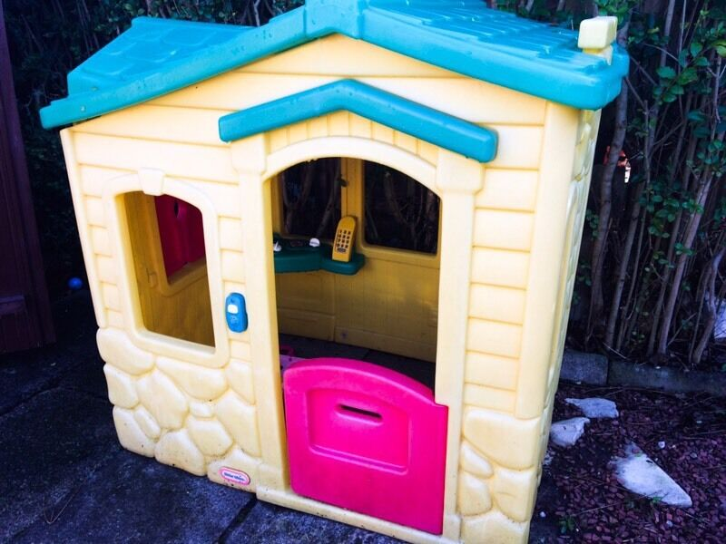 Little Tikes Magic Doorbell Playhouse with kitchen | in Southside ...
