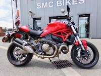2016 Ducati Monster 821 - NATIONWIDE DELIVERY AVAILABLE