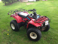 Bayou 220 for sale or trade on lawn tractor