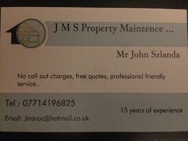 JMS Property Maintenance & Building Services & Handyman...