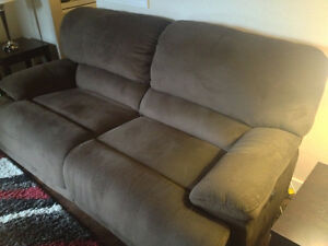 $999 · Beautiful Dylan Power Reclining Couch.