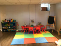 Opening at Missing Piece Child Care
