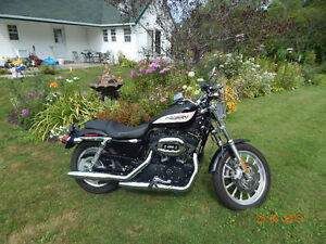 Wharf Rat Special Harley Sportster 1200 R
