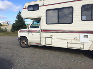 1988 Motor Home Other Other