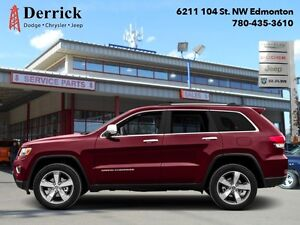 2015 Jeep Grand Cherokee   Used 4WD Overland Nav Panoramic Sunro