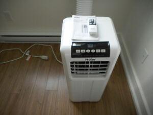 Brand new air portable Haier air conditioner 10 000 BTU
