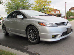 2006 Honda Civic EX Coupe 1.8L L4 SOHC 16V