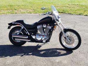 Custom 1996 Suzuki Intruder 1400