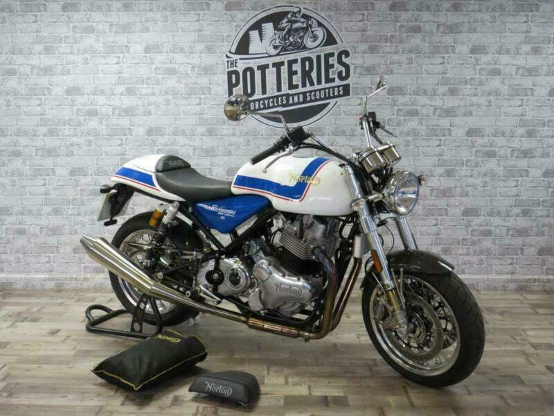 NORTON DOMINATOR NAKED 961CC SPECIAL LIMITED RUN SUPER