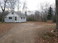 cozy cottage in a wooded area in annapolis royal