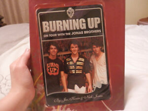 Jonas Brothers Tour Book and Story