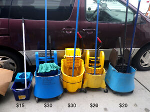 Janitorial Equipment For Sale...SELLER MOTIVATED TO SELL