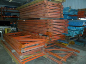 Redi Rack racking and other makes, used