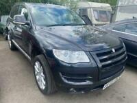 VW Tourag 2009 starts and drives 140k 3.0 v6 diesel spares or repairs