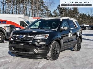 2018 Ford Explorer XLT 4WD  - Sunroof - $152.73 /Wk