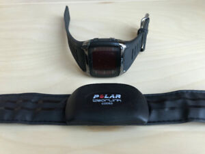 Polar Heart-rate Monitor, Fitness Trainer and Sports Watch