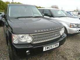 2005 LAND ROVER RANGE ROVER 4.2 V8 Supercharged VOGUE SE 4dr Auto