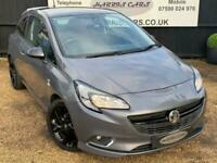2015 15 VAUXHALL CORSA 1.4L LIMITED EDITION S/S 3D 99 BHP