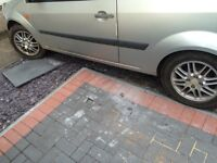 Looking for 4 Ford Fiesta wheels alloy or steel SWAP
