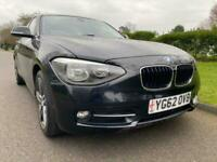 2012 BMW 1 Series 2.0 116d Sport 5dr Hatchback Diesel Manual