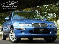 2002 Rover 25 1.4 SPIRIT E 3d 84 BHP Hatchback Petrol Manual