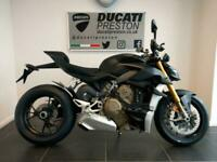 *NEW* 2021 Ducati Streetfighter V4S Stealth | £199 Per Month