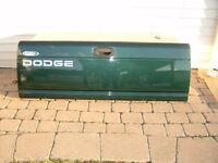 Tail gate / porte arrière Dodge Ram