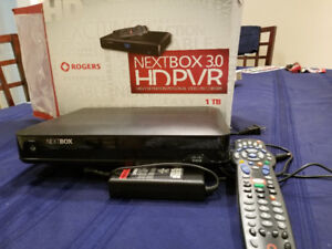 Rogers Nextbox 3.0 HDPVR Cisco