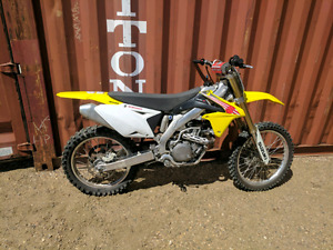 2011 RMZ 450