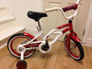 Petit vélo enfant 14 pouces