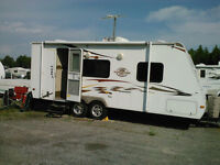 2010 Forest River Surveyor SV230 ready for Camping today